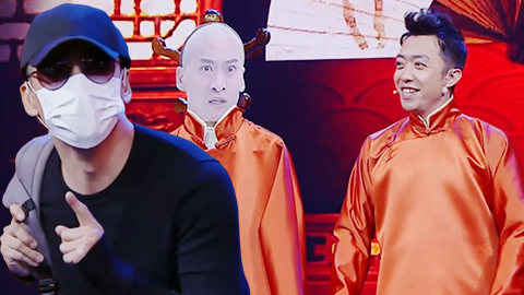 周杰&李菁相声