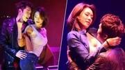 娱乐圈里不仅李沁喜欢胡歌,连韩国女星郑秀妍也对他赞叹有加