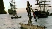 上海迪士尼【加勒比海盜】全程4K高清