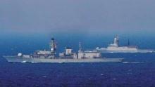 英国海军船只通过台湾海峡,如此讨好美国,当心有来无回!