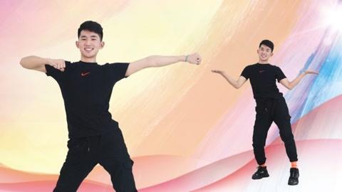 糖豆广场舞课堂《等你归来》动感健身操